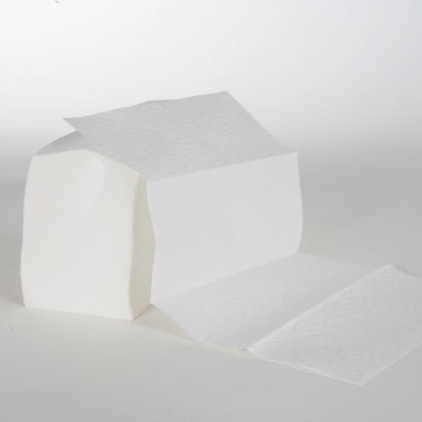 1 Karton SUPERSOFT Papierhandtücher 3-lagig, 1.800 Blatt/Karton, 21,5x36,0cm, Interfold, Zellstoff