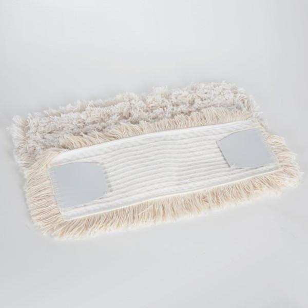 Fix topmop® 40 cm, Mopp mit Schlingen und Fransen | Material: Baumwolle, Aufnahme: PVC-Lasche